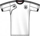 Adidas - DFB TEE Y - Gr. 152