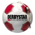 Derbystar - SWING  5 MIT LEINE NEU - Farbe: weiss/